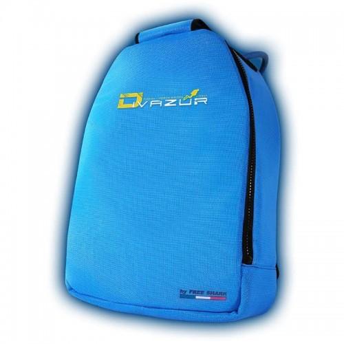 Pack prêt à plonger EXPLORER AIRPLUS DIVAZUR Couleur bleu avec bouteille 5L, gilet, détendeur, manomètre