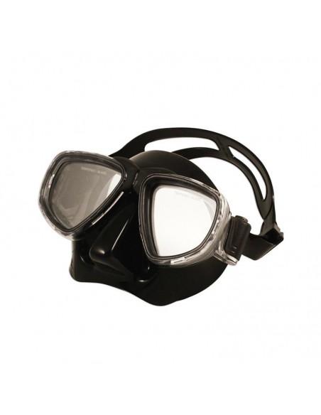 Masque Silicone Noir Neptune Noir L SALVAS CA515N2BL