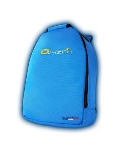 READY TO DIVE Pack - EXPLORER AIRPLUS DIVAZUR Blue with 5L bottle, vest, regulator, manometer