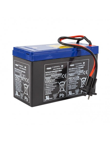 Batterie 12V / 7.5 AH pour seascooters Yamaha Explorer + Seal + RDS200