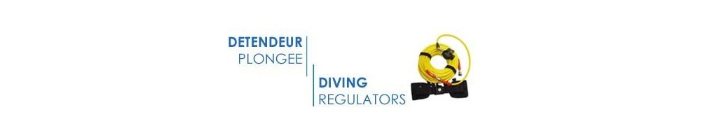 Diving regulators