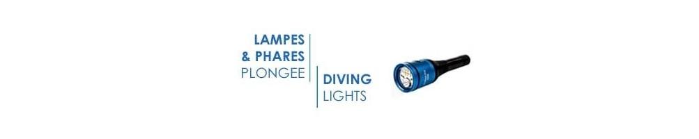 Diving lights